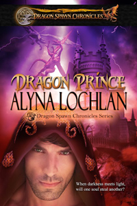 Dragon Prince -- Alyna Locklan