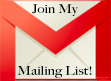 join newsletter Alyna Lochlan
